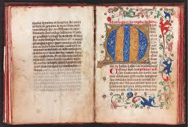 Use Decorous In A Simple Sentence by Use Of The Modular Method In Medieval Manuscript Illumination