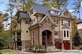 House Modern Prairie Style Plans