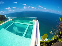 100 Bali Infinity The Best Pool In The World Glass Bottomedpool On A Cliff