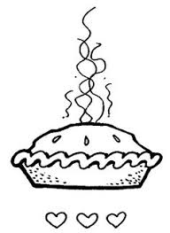Pies clipart baked 1