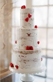 Getting Ideas From Chic Photos Of Rustic Winter Wedding Cakes