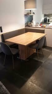 essecke esszimmer tisch eckbank und 2 stühle