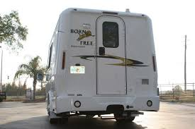 Born Frees 20 Foot Mini Motorhome