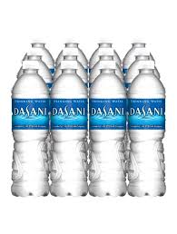 Dasani Water Bottles Drinking Bottle