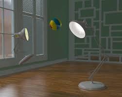 Luxo Jr Lamp Model by Cgtalk Hmc 31 The Luxos And Company