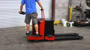 RAYMOND ELECTRIC PALLET JACK, - YouTube Walkie Pallet Jack Truck Heavy Duty 4400 Lb Rider Electric Material Handling Equipment Endcontrolled Riding Toyota Forklifts Tpwwwliftstarcomwkiepallettruckwp1820html Liftstar Pallet Truck With Rider Platform For Warehouses Infiniti Systems New Used Service Wp Crown 4500 Capacity Industrial Unicarriers Wpx Suppliers And Manufacturers Electric Pallet Truck Stacker Powered Hand Walkie Jack Isolated On White 3d Illustration Stock