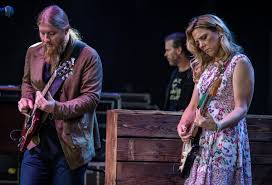 Tedeschi Trucks Band Performances Streaming On Relix Live ...