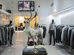 The IMPERIAL Design Store In Prague Is A Boutique Full Of Rich Italian Clothing They Offer Clothes For Youthful Imagination And To People Who Live