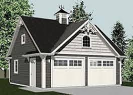 amazon com garage plans 2 car victorian style garage plan 576