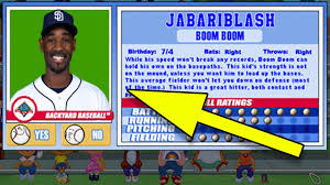 JABARI BLASH IN BACKYARD BASEBALL - Backyard Baseball - YouTube Fresh Backyard Baseball 2007 Vtorsecurityme Avery Seltzer The Game Haus Lets Play 2003 Part 1 Creation Youtube Cpedes Family Bbq On Twitter Congrats To Jeff Bagwell One Of 2001 Ideas House Generation Too Much Tuma 2017 Player Reprentatives 10 Usa Iso Ps2 Isos Emuparadise How Became A Cult Classic Computer Beckyard Tale Preston Beck And Pablo Sanchez Official Tier List Freshly Popped Culture Origin Of A Video Legend Only