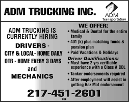 Flyerboard - ADM Trucking Job - Herald And Review Archerdielsmidland Company Profile The Business Journals 242147 Entered Office Of Proceedings November 29 2016 Part Flyerboard Adm Trucking Job Herald And Review Winross Overnite 60th Anniversary Ford 9000 Tractor W Doubles 1995 Planes Trains Trucks Illinoistimes Demographic Economic Community Information For The Cedar Rapids Archer Daniels Midland Wikipedia Adm Wwwbilderbestecom Vehicle Wraps Fleet Graphics Dynagraphics Inc Decatur Illinois Untitled