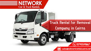 100 Truck Renta L For Removal Company In Cairns By Network Car