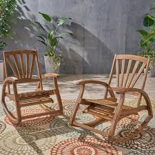 Sabrina Outdoor Rustic Teak Rocking Chair My Favorite Finds Rocking Chairs Down Time Exciting Rattan Wicker Chair Cushions Agreeable Fniture Rural Grey Wooden Single Rocking Chair Departments Diy At Bq Outdoor A L Hickory 7 Slat Rocker In 2019 Handsome Green Tweed Cushion Latex Foam Rustic American Sedona Lowes For Inspiring Antique Classic Check Taupe Plaid Standish Darek La Lune Collection Belham Living Raeburn Rope And Wood Walmartcom