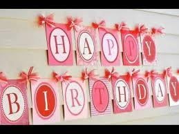 decoration pour anniversaire décoration pour une fête d anniversaire