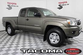 100 Pre Runner Trucks Certified Owned 2014 Toyota Tacoma In Santa Fe