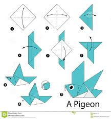 Origami Designs Step By Best 25 Ideas On Pinterest