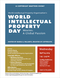 World Intellectual Property Day Movies A Global Passion