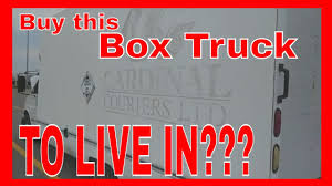 Buy This Truck To Live In? - YouTube Decked Pickup Truck Bed Tool Boxes And Organizer Intertional Box Van Truck For Sale 7114 Corgi 59601 Ford Cargo Box Van Eddie Stobart Buy It Now 1644 Purchase Iveco Daily 50 C 14 Box Trucks Bid On Auction Van Trucks For Sale N Trailer Magazine The Benefits Of Buying Used Straight Truck For Sale By Advertising Wrap Fort Lauderdale Florida Gold Custom Bodies Supreme A Wabash National Company 3 Ton Freezer Cold Food Archives Wrapjax Seattle Car Graco Spray Foam Insulation Rig E20 A25 E30 H30 2008 E 350 Duty Delivery 16 Foot