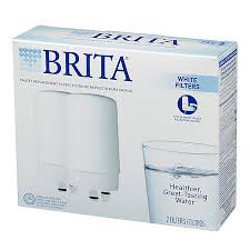 Brita Faucet Filter Replacement Instructions by Brita On Tap Faucet Water Filter System Replacement Filters White