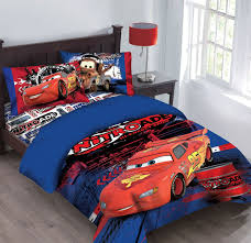 Bed Comforter Set by Amazon Com Disney Cars Nitroade Twin Bedding Comforter Set Home