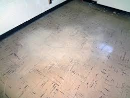 asbestos floor tile wear damage exle 2 an exle of flickr