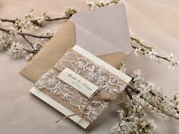 Rustic Chic Wedding Invitations Which Can Be Used To Make Your Own Invitation Design 1