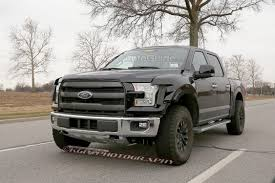 2017 Ford F-150 Raptor Spy Photos Hint At SVT Lightning Successor ... Forza Horizon 2 Free Roaming In My Shop Truck With Wheel Pedal Ford Unveils 600hp F150 Rtr Muscle Medium Duty Work 2017 Raptor Spy Photos Hint At Svt Lightning Successor New Commercial Trucks Find The Best Pickup Chassis Pricing For Sale Edmunds Heres Your Chance To Win Big Cash For A Build Preview 2018 Expedition Consumer Reports Clint Dempseys Wrap Off Road King Ranch Model Hlights Fordcom Lariat