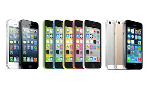 Apple iPhone 5 5c or 5S