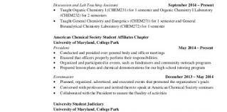 Umd Resume Builder Design And Ideas Page 0