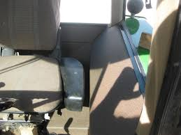 Do I Need To Remove My Tractor Seat To Install A Cab Kit? - Tractor ... John Deere 8370rsold Richard Bland Fniture Gator And Riding Mower Deluxe Seat Cover Plasticolor 008611r01 Logo Low Back Sideless M Rungreencom 2010 Gator Xuv 855d Utility Vehicle For Sale 835 Hours 2011 John Deere 50d Mini Excavator For Sale So Cal Equipment Poly Suede Mesh Covers Black Seat 240 250 260 280 313 315 317 325 328 332 Series Utv Front Buckets Ratini Traktori 7260 R Pardavimas I Vokietijos Pirkti 2013 670g Lc Conquest Inc Synthetic Leather Case Ih Split Bench Picture