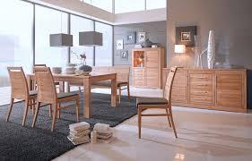massivholz esszimmer set mit bank 170 kernbuche massiv küchentisch 170x95 4 stühle casade mobila