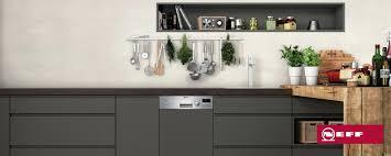 geschirrspüler mit 45 cm breite neff küchen