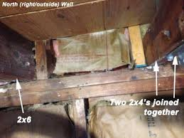 Sistering Floor Joists With Plywood by 2x4 Joists Doityourself Com Community Forums