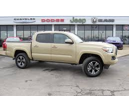 100 Toyota Truck PreOwned 2018 Tacoma TRD Offroad 4D Double Cab For Sale