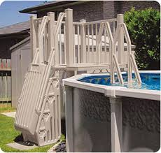 Above Ground Pool Deck Images by Above Ground Pool Decks Pool Deck Systems Poolcenter Com