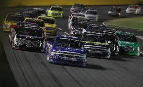 100 Nascar Camping World Truck NASCAR Series North Carolina Education Lottery