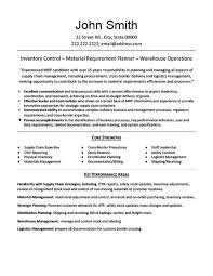 Purchasing Resume Objective Fair Materials Manager Sample Do You