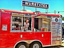 Wurst Tex. This Place Is Sooooo Good. | Austin Food | Pinterest ... Appetite Grows In Austin For Blackowned Food Trucks Kut Photos 80 Years Of Airstream The Rearview Mirror Perfect Food Texas Truck Stock Photos Friday Travaasa Style Brheeatlive Where Hat Creek Burger Roaming Hunger To Dig Into Frito Pie This Weekend Mapped Jos Coffee Don Japanese Ceviche 7 And More Hot New Eater 19 Essential In 34 Things To Do June 365 Tx Fort Collins Carts Complete Directory Wurst Tex Place Is Sooo Good Pinterest Court Open On Barton Springs Rd
