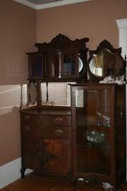 What Is My Hoosier Cabinet Worth by What U0027s It Worth Appraisal For Antique Side By Side Server China