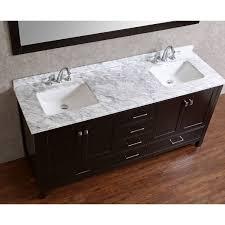 Bertch Bathroom Vanity Specs by Buy Vincent 72 Inch Solid Wood Double Bathroom Vanity In Espresso