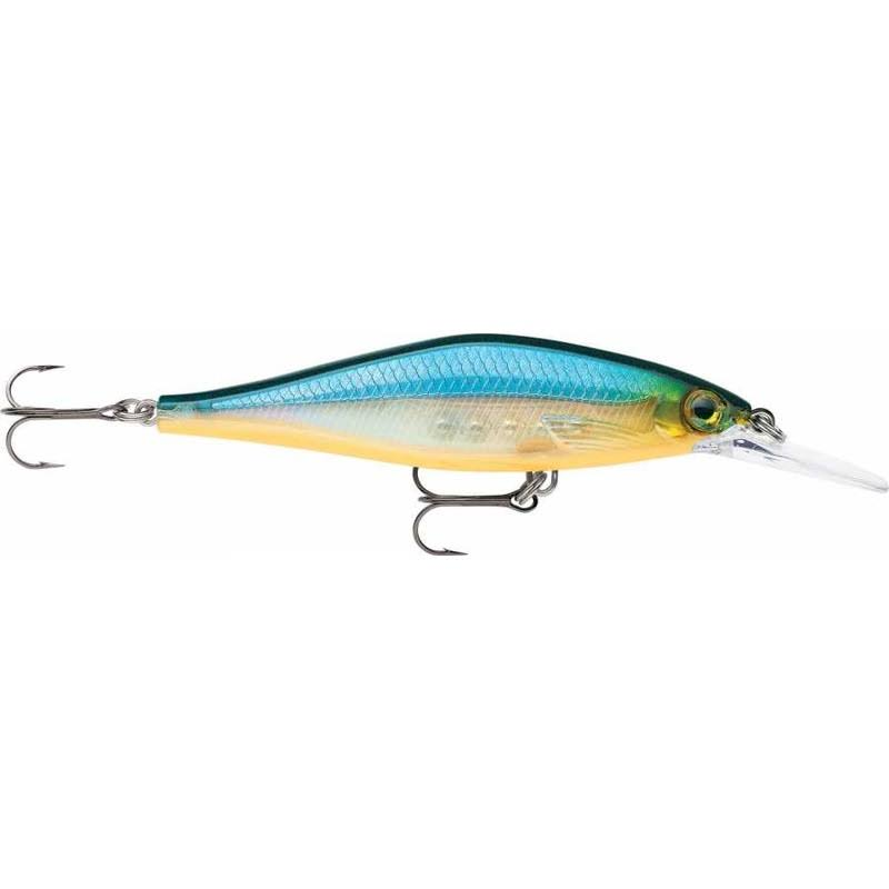 Rapala Shadow Rap Shad Blue Ghost; Deep