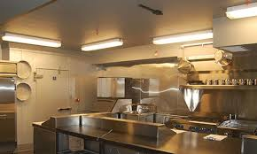 interior 45 terrific commercial kitchen lighting commercial