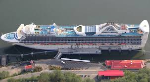 Ruby Princess Baja Deck Plan by Golden Princess Deck Plan Cruisemapper