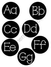 Word Wall Letters In Bracket