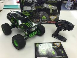Traxxas Monster Energy Monster Jam Truck - Limited Edition - Only ... Traxxas Bigfoot 110 Rtr Monster Truck Summit Wxl5 Esc Tq 24 Skully Color Blue Excell Hobby Red White Blue Scale Grinder 2wd Jam Replica Trucks 3602 Traxxas Emaxx Brushless 4wd Monster Truck Wtsm Vers 2016 116 Extreme Terrain Tra720763 Rc Car Electric Off Road Tmaxx Classic Tra491041blue Modellismo Dinamico Auto Droni Barche Radiocomandate Jet Model Stampede Vxl Brushless 2wd Ebay Amazoncom With 24ghz The Original Firestone