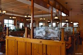 Gorge Country Kitchen Restaurant Interior Section Elora ON Canada
