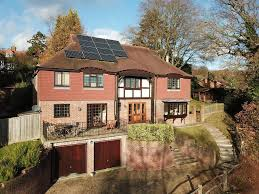 100 Oxted Houses For Sale Rockfield Close 5 Bed Detached House 1095000