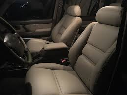 Land Cruiser Heaven 80 Series Leather Seat Covers - Land Cruiser Heaven Toyota Wish Accura Synthetic Leather Seat Cover 11street Malaysia Amazoncom Super Pdr Luxury Pu Leather Auto Car Seat Covers 5 Seats Suv Truck Cushion Front Bucket Fitted For Cars Cheap Faux Black Leatherette For Clazzio 2016 2018 Toyota Prius Priuschat Newsfeed Truck Leather Seat Covers Truckleather Shop Oxgord Synthetic 23piece And Van Interiors Classic Soft Trim