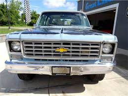 1975 Chevrolet Blazer For Sale | ClassicCars.com | CC-1018331 1975 Chevrolet Chevy Blazer Jimmy 4x4 Monster Truck Lifted Winch Bumpers Scottsdale Pickup 34 Ton Wwmsohiocom Andy C10 Pro Street Her Best Side Ideas Pinterest Cold Start C30 Dump Youtube K10 Truck Restoration Cclusion Dannix Mackenzie987 Silverado 1500 Regular Cab Specs Photos K20 Connors Motorcar Company Parts Save Our Oceans C Homegrown Shortbed