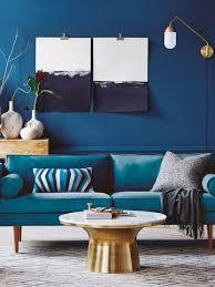 28 blaue wände ideen in 2021 blaue wände blaue wand